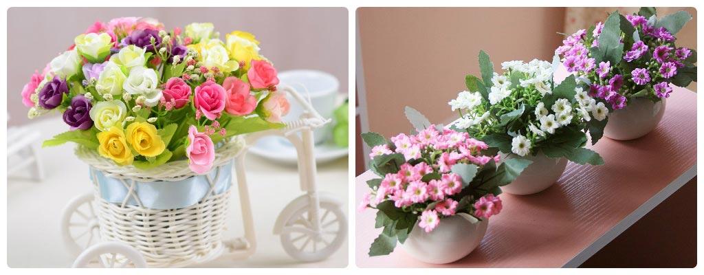 Свадебный букет из искусственных цветов своими руками: мастер 88